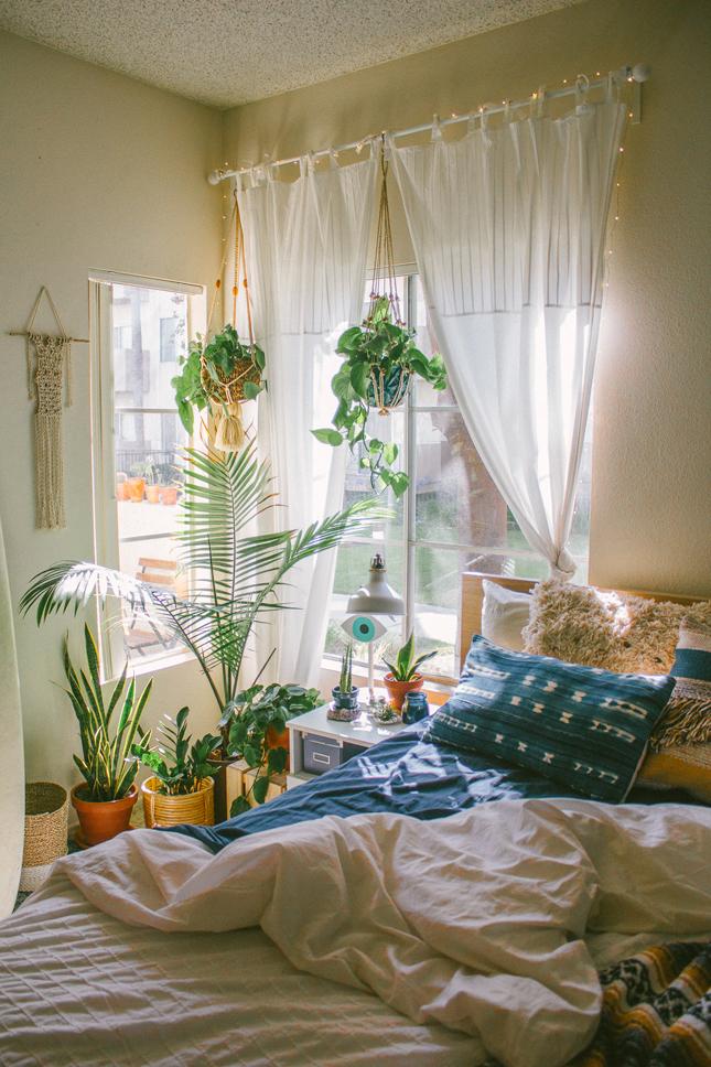 Amenajare dormitor mic in 4 stiluri artistice si 46 poze