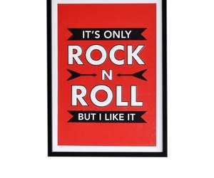 music, rock n roll, and line deco image