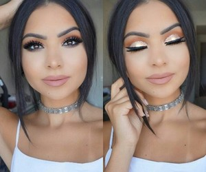 beautiful, face, and lashes image