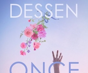 book, once and for all, and sarah dessen image
