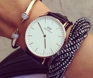 watch, accessory, and bijoux image