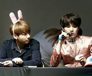 bts, jungkook, and yoonkook image