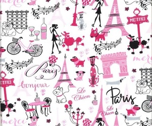 cities, patterns, and paris image