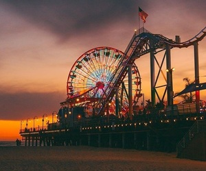 california, festival, and nights image