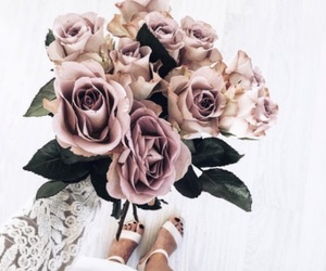 flowers, themes, and pink image