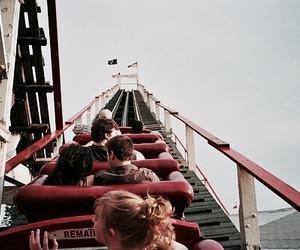 summer, parque de diversão, and verão image