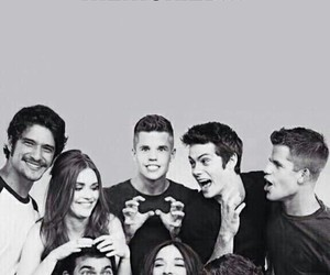 teenwolf, tylerposey, and dylanobrien image