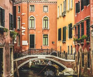 architecture, italy, and venice image