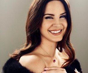 lana del rey, smile, and lana image