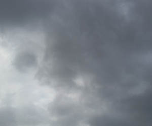 clouds, dark, and grey image