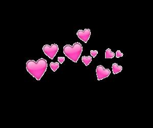 hearts, png, and edit image