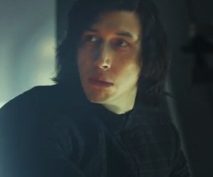 star wars, tlj, and adam driver image