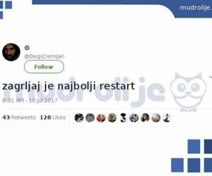 balkan, twitter, and zagrljaj image