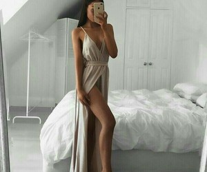 dress, fashion, and room goals image