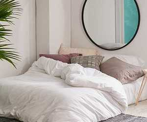 bedroom interior, white bedroom, and bedroom. bed image