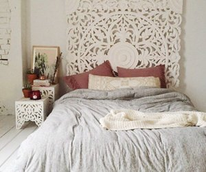 bedroom interior, canopy, and white bedroom image