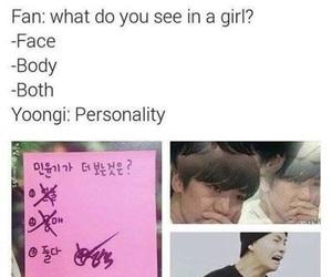 bts, 💓, and honey boy yoongi image