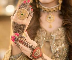 dp, henna, and mehndi image