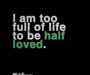 enjoy, life, and love image
