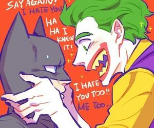 batman, joker, and batman lego movie image