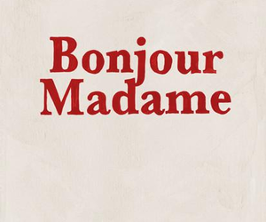 quotes, red, and french image