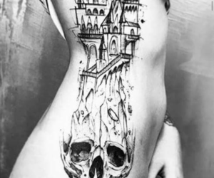 architecture, lovely, and tattoo image