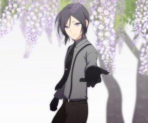 anime, yagen toushirou, and boy image
