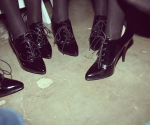 feet, shoes, and oxfords image