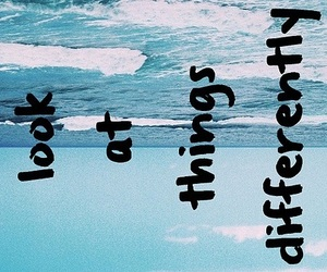 quotes, look, and sea image