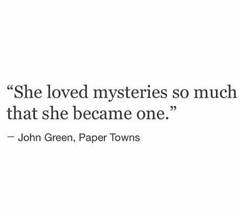 quote, john green, and sentence image
