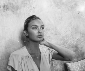 romee strijd and fashion image