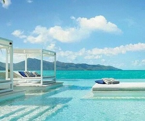 aesthetic, photography, and resort image