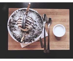 desserts, food, and icecream image