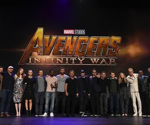 Avengers, Marvel, and thor image