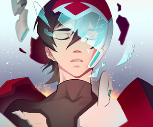 keith, Voltron, and red lion image