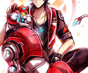 keith and Voltron image