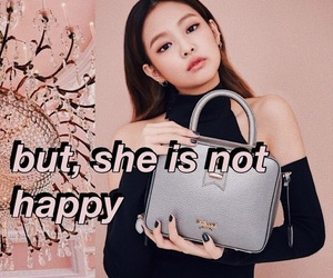 aesthetic, jennie, and wallpaper image