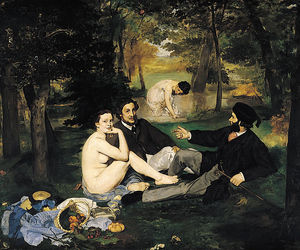 art, manet, and edouard manet image