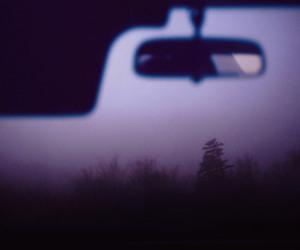 car and purple image