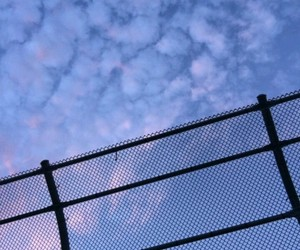 sky, aesthetic, and blue image