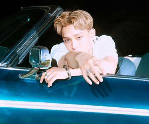 Chen, exo, and kokobop image