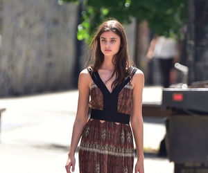 brown hair, fashion, and gorgeous image
