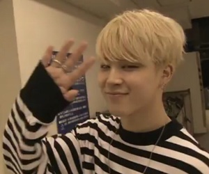 bts, jimin, and icon image