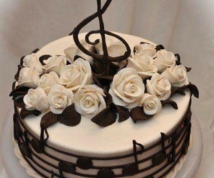 cakes and music image