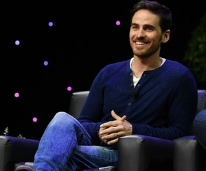 once upon a time, colin o'donoghue, and d23expo image