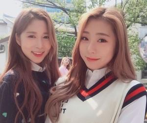 girl group, idol, and korean image