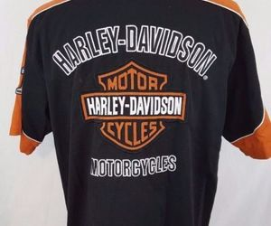ebay, men's clothing, and harley image