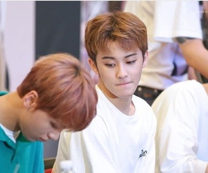 donghyuck, nct, and marklee image