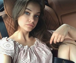 model, hermosa, and selfie image