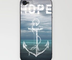 anchor, case, and iphone image